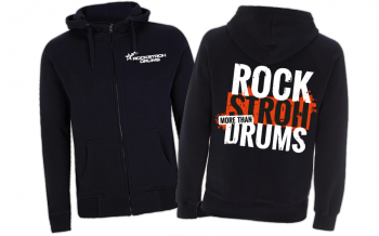 ROCKSTROH more than drums Zip Up