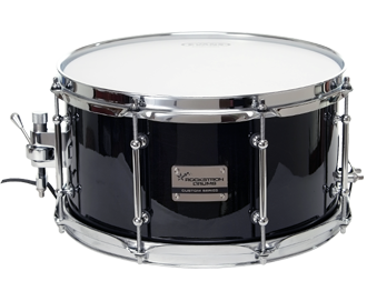 BLACK RENTAL CUSTOM SNARE