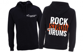 ROCKSTROH more than drums Hoodie