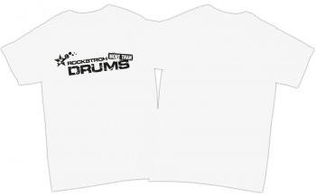 ROCKSTROH more than drums Shirt