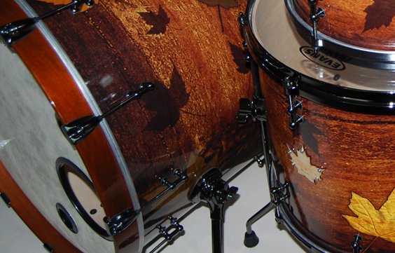 Rockstroh Drums Custom Drums